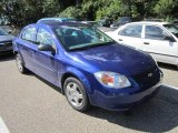 2007 Laser Blue Metallic Chevrolet Cobalt LS Sedan #53279659