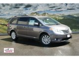 2011 Predawn Gray Mica Toyota Sienna Limited AWD #53279678