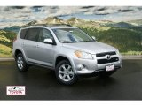 2011 Classic Silver Metallic Toyota RAV4 V6 Limited 4WD #53279681