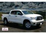 2011 Super White Toyota Tundra SR5 CrewMax 4x4 #53279683