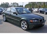 2004 Oxford Green Metallic BMW 3 Series 325i Sedan #5325043