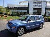 2007 Marine Blue Pearl Jeep Patriot Limited 4x4 #53279822