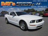 2005 Performance White Ford Mustang GT Premium Coupe #53280245