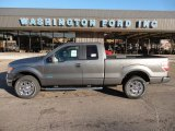 2011 Sterling Grey Metallic Ford F150 XLT SuperCab 4x4 #53279967