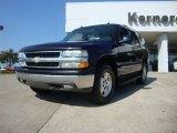 2004 Dark Blue Metallic Chevrolet Tahoe LT 4x4 #53280116