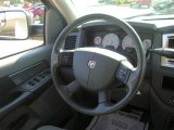 2007 Dodge Ram 3500 SLT Quad Cab Dually Steering Wheel