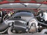 2008 Chevrolet Silverado 1500 LT Extended Cab 4x4 4.8 Liter OHV 16-Valve Vortec V8 Engine
