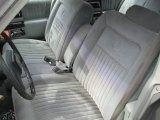 1987 Cadillac Brougham Interiors