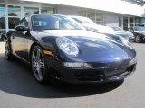 2008 Midnight Blue Metallic Porsche 911 Carrera S Cabriolet #53280135