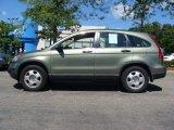 2008 Green Tea Metallic Honda CR-V LX 4WD #53280287