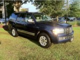 2007 Dark Blue Pearl Metallic Lincoln Navigator Luxury #53280025