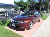 2010 Basque Red Pearl Acura TSX Sedan #53280038