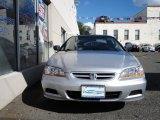 2002 Satin Silver Metallic Honda Accord EX V6 Coupe #53280304