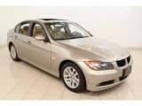 2007 Platinum Bronze Metallic BMW 3 Series 328xi Sedan #53280161