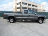 2002 Chevrolet Silverado 2500 LS Extended Cab Data, Info and Specs