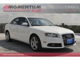 2008 Ibis White Audi A4 2.0T Special Edition Sedan #53280315