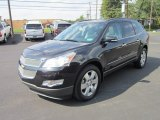 2012 Chevrolet Traverse LTZ AWD Data, Info and Specs