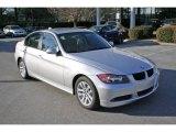 2006 Titanium Silver Metallic BMW 3 Series 325i Sedan #5325072