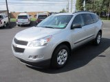 2012 Chevrolet Traverse LS AWD Data, Info and Specs