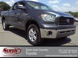 2008 Slate Gray Metallic Toyota Tundra SR5 Double Cab 4x4 #53327881
