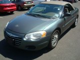 2004 Chrysler Sebring Onyx Green Pearl