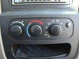 2003 Dodge Ram 1500 ST Regular Cab Controls