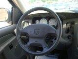 2003 Dodge Ram 1500 ST Regular Cab Steering Wheel