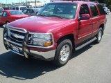 2004 Sport Red Metallic Chevrolet Tahoe LT 4x4 #53327500