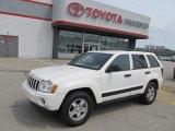 2006 Stone White Jeep Grand Cherokee Laredo 4x4 #53327625