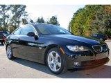 2007 Jet Black BMW 3 Series 328i Coupe #5325060