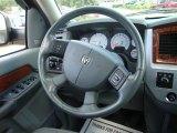 2007 Dodge Ram 3500 Laramie Quad Cab 4x4 Dually Steering Wheel
