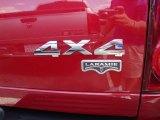 2007 Dodge Ram 3500 Laramie Quad Cab 4x4 Dually Marks and Logos