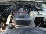 2007 Dodge Ram 3500 Laramie Quad Cab 4x4 Dually 5.9 Liter OHV 24-Valve Turbo Diesel Inline 6 Cylinder Engine