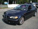 2002 Orient Blue Metallic BMW 3 Series 330i Sedan #53327510
