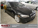 2011 Black Sapphire Metallic BMW 3 Series 335d Sedan #53327758