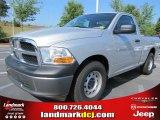 2011 Bright Silver Metallic Dodge Ram 1500 ST Regular Cab #53327654