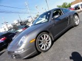 2008 Meteor Grey Metallic Porsche 911 Targa 4S #53327528