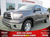 2011 Magnetic Gray Metallic Toyota Tundra TRD Double Cab 4x4 #53327670