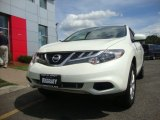 2011 Glacier White Pearl Nissan Murano SL AWD #53327781