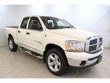 2006 Bright White Dodge Ram 1500 SLT Quad Cab 4x4 #53327929