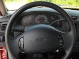 2001 Ford F150 XL Regular Cab 4x4 Steering Wheel
