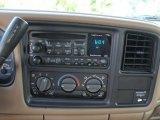 2000 Chevrolet Silverado 1500 LT Extended Cab Audio System