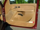 2000 Chevrolet Silverado 1500 LT Extended Cab Door Panel