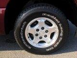 2000 Chevrolet Silverado 1500 LT Extended Cab Wheel