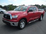 2011 Barcelona Red Metallic Toyota Tundra SR5 Double Cab 4x4 #53327953