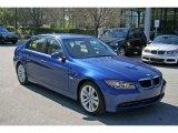 2008 Montego Blue Metallic BMW 3 Series 328i Sedan #5325008