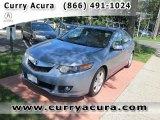 2009 Glacier Blue Metallic Acura TSX Sedan #53327830