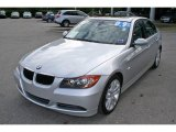2008 Titanium Silver Metallic BMW 3 Series 328i Sedan #5325036