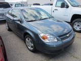 2007 Blue Granite Metallic Chevrolet Cobalt LT Coupe #53364227