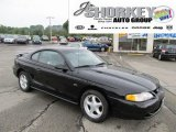 1994 Black Ford Mustang GT Coupe #53364529